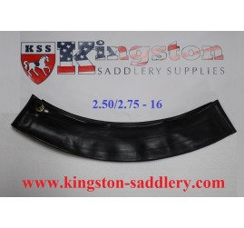 """Horse Carriage Rubber Inner Tube 2.50""""-16"""" for Cart Gig Pneumatic Wheels"""