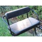 New Easy Entry Small Mini Horse Cart Whole Seat Unit - NIB