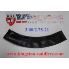 "Horse Carriage Rubber Inner Tube 3.00""-21"" for Cart Gig Pneumatic Wheels"